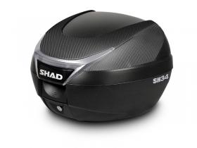 moto kufr Shad SH34 carbon