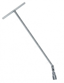 klíč na svíčky 16 dlouhý 50cm