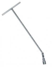 klíč na svíčky 21 dlouhý 50cm