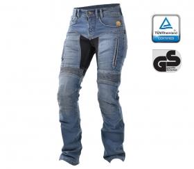 moto kalhoty Trilobite Parado - kevlar dámské