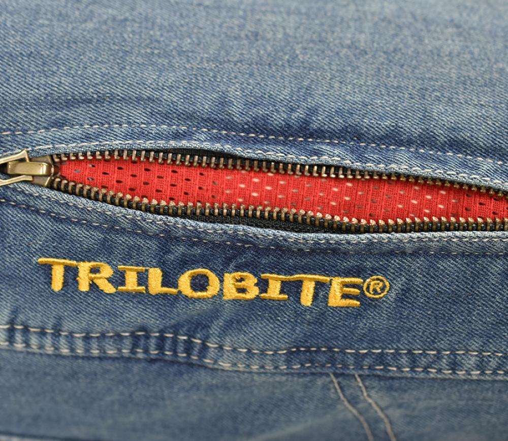 moto kalhoty Trilobite Parado - kevlar dámské 5d04091711