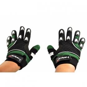 dětské rukavice na motokros Heipe zelené