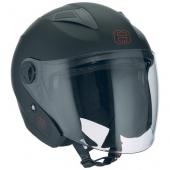 otevřená helma Speeds City II černá matná