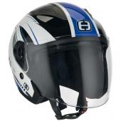 otevřená helma Speeds City II modrá