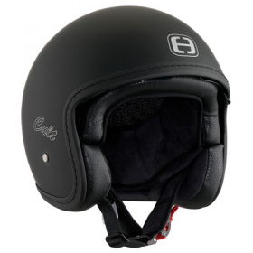 otevřená helma Speeds Cult černá matná