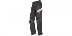 moto kalhoty Ayrton Brock černé/šedé