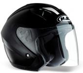 otevřená helma HJC IS33 černá lesklá