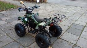 dětská elektrická čtyřkolka Warrior XL 1000W