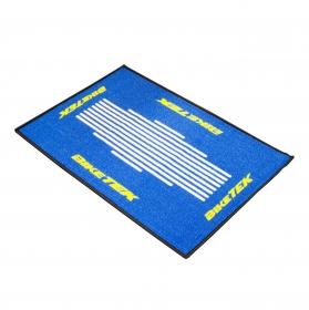 koberec/rohož modrá
