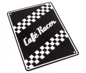 parkovací cedule Café Racer