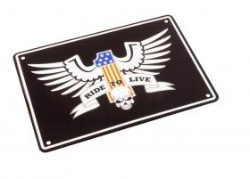 parkovací cedule American Eagle