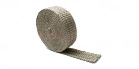 termo izolační páska na výfuky světle hnědá 25mm, délka 4,5m
