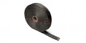 termo izolační páska na výfuky titanová 25mm, délka 15m