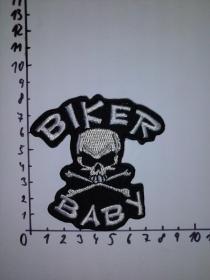 nášivka Biker Baby