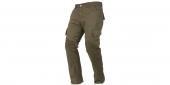 moto kalhoty Ayrton Delta zelené - kevlarové