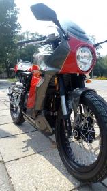motocykl F.B Mondial F.B Mondial Sport Classic 300i ABS