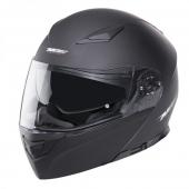vyklápěcí přilba Nox N965 černá matná
