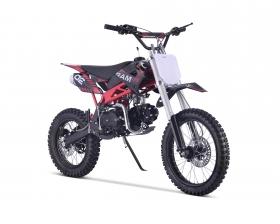 pitbike Sky Ram 125ccm černý