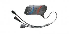 Bluetooth handsfree headset Sena 10R včetně dálkového ovládání na řidítka