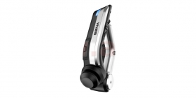 Bluetooth handsfree headset Sena 10U pro přilby Shoei J-Cruise