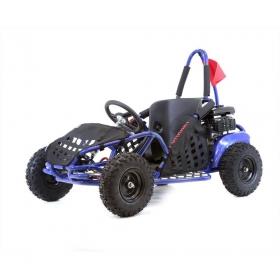 dětská buggy Mini Rocket Funkart 80ccm modrá