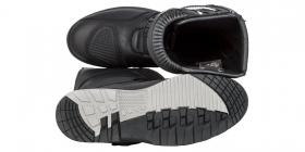 boty na motorku Kore Adventure 3.0 černé