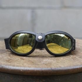 moto brýle Chopper Bandito žluté sklo