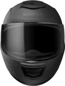 integrální přilba Sena Momentum EVO s integrovaným headsetem černá matná