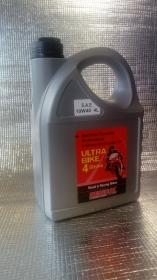 motorový olej Denicol ULTRA BIKE 4T - 10W40 - 4l