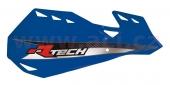 kryty rukou - páček Rtech Dual Evo modré - odstín Yamaha YZF