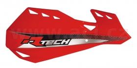 kryty rukou - páček Rtech Dual Evo červené - odstín Honda CRF