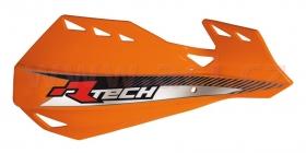 kryty rukou - páček Rtech Dual Evo oranžové - odstín KTM