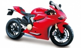 model Ducati 1199 Panigale