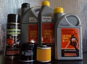 dárkový balíček Denicol - olejový filtr zdarma