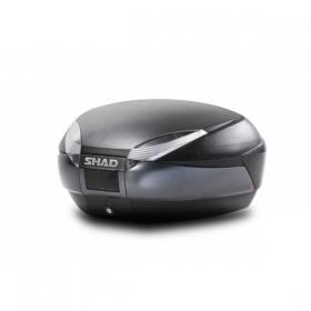 moto kufr Shad SH48 tmavě šedý