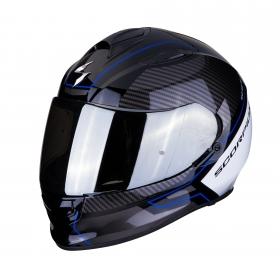 integrální přilba Scorpion EXO 510 Air Frame černo/modro/bílá