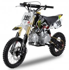 pitbike Mini Rocket CRF50 125ccm Monster edition