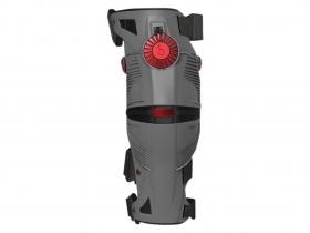 kolenní ortézy Mobius X8 šedá/červená