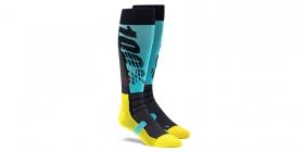 dlouhé ponožky 100% Torque modrá