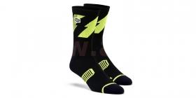 dlouhé ponožky 100% Bolt zelená