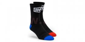 dlouhé ponožky 100% Terrain černá