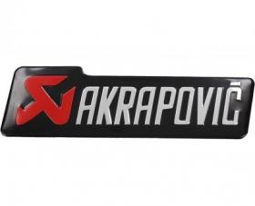 samolepka Akrapovič