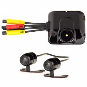 duální kamera na motocykl Secutek C2DA-E