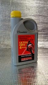 motorový olej Denicol ULTRA BIKE 4T - 10W50 - 1l