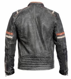 kožená moto bunda Ultimate Vintage