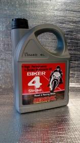 motorový olej Denicol BIKER 4T 10W40 - 4l