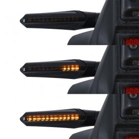 blinkr mini LED sekvenční Oxford - sada včetně odporů