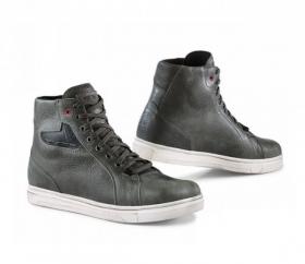 boty na motorku TCX Street ACE WP šedé