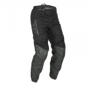 motokrosové kalhoty Fly Racing F-16 černá/šedá