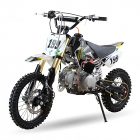 pitbike Mini Rocket CRF50 125ccm Monster edition